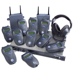 FreeSpeak Wireless Intercom Sy