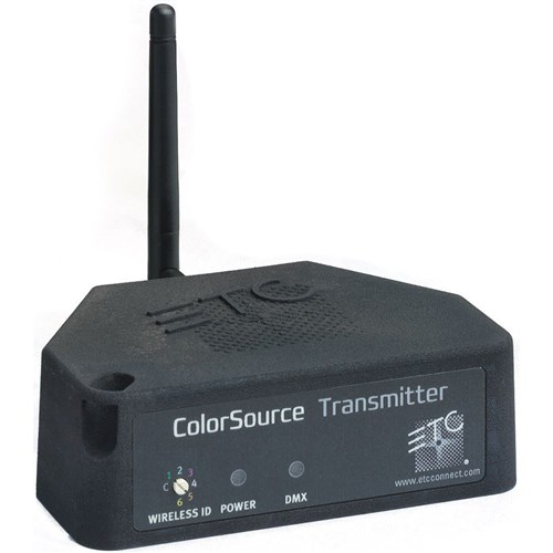 ColorSource Relay Wireless DMX Transmitter