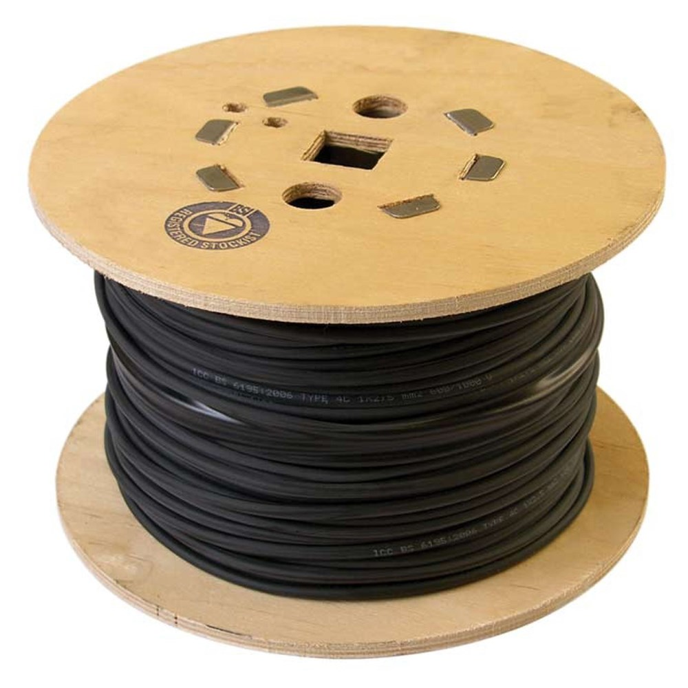 Ampetronic Dbc2 5 100 Direct Burial Cable 100m Reel Jands