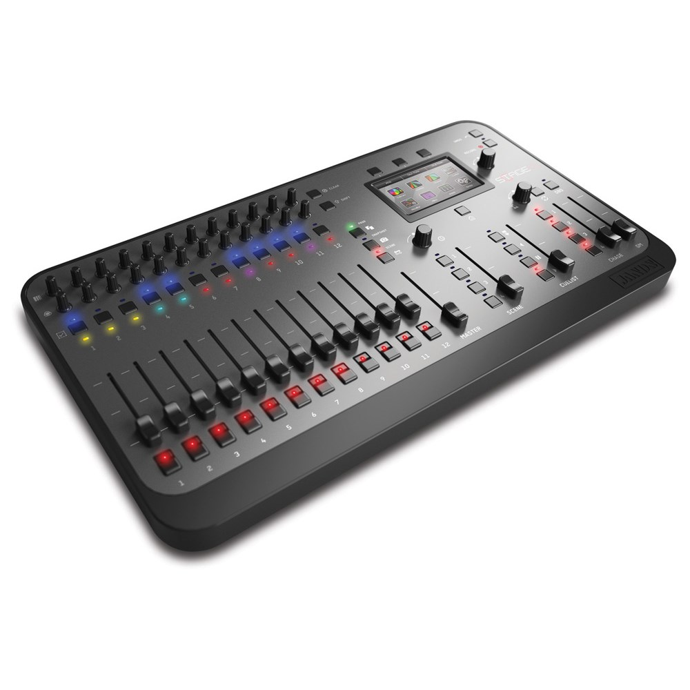 Theater Light Control System: Jands Stage CL - 24 Channel Lighting Console