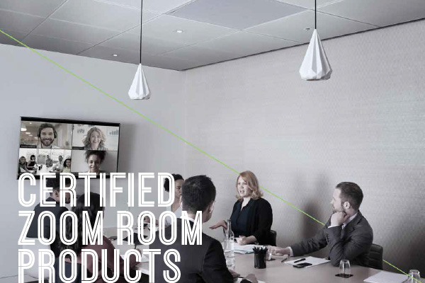 Certified Zoom Rooms